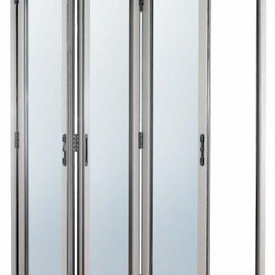 Πτυσσόμενα συστήματα αλουμινίου: Europa S.500